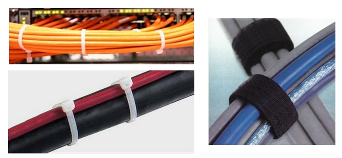 Cable Wraps and Ties