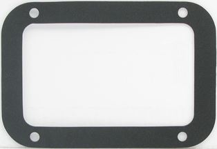 Recessed Dish Plate Gasket 3.5 x 5.125