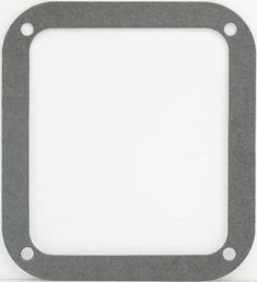 Recessed Dish Plate Gasket 4.375 x 4.00
