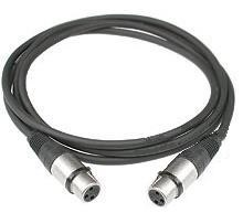 XLR Female to XLR Female Cables